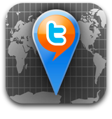 TweetMapアイコン