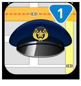 防犯マップ アプリアイコン